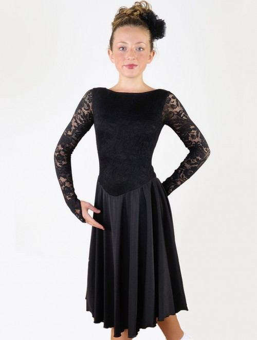 Aliona Ballroom Dress